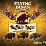 Flying Bison Buffalo Lager